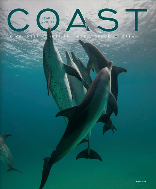 Coast August Cover