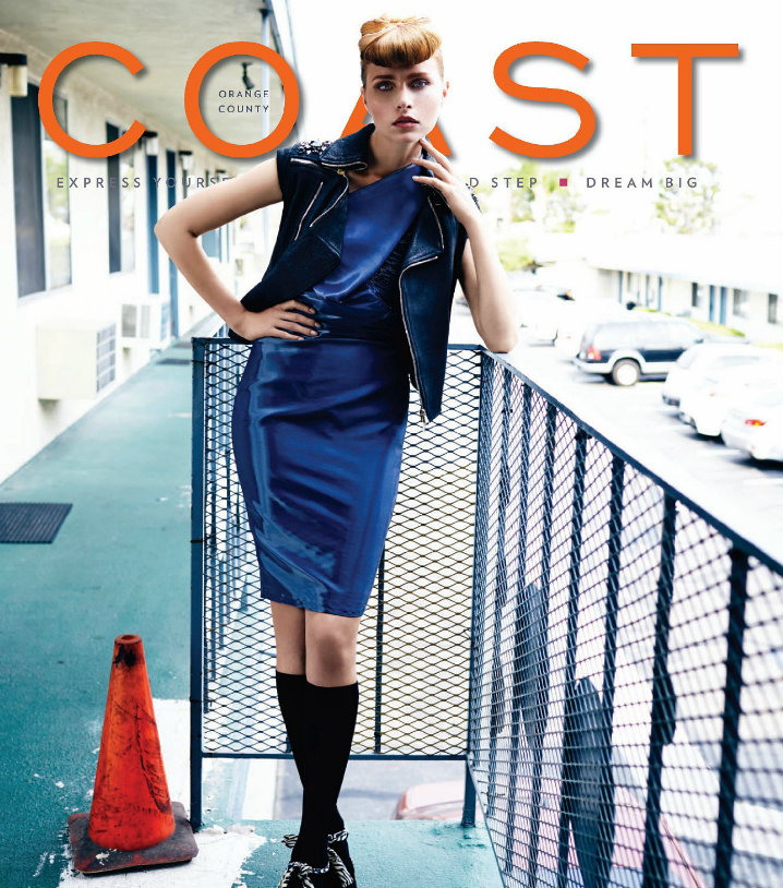 Coast September 2014 Cover
