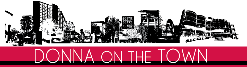 Donna On the Town Logo