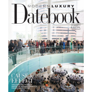 Modern Luxury Datebook